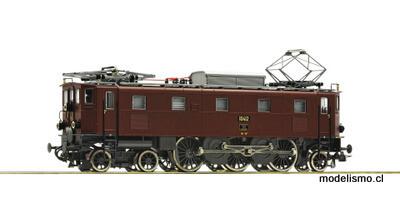 Roco 72293 - Locomotora eléctrica Ae 3/6ˡˡ, SBB