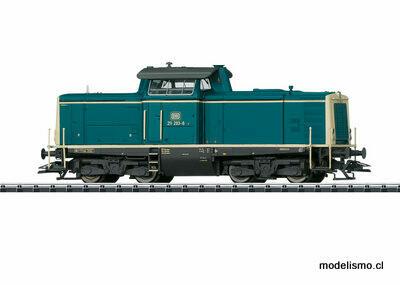 Trix H0 22822 Locomotora diésel BR211 con sonido