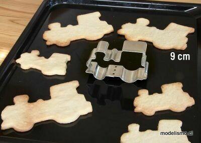12333 Cortador de galletas, 9 cm.