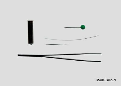 Märklin 7226 Grupo de generación de humo, diámetro 5 mm