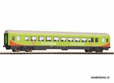 Piko 58678 H0 Vagones de pasajeros Flixtrain