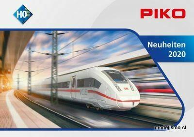 Piko 99520 2020 Escala H0