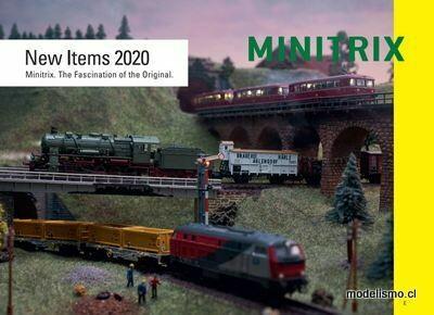 Minitrix New Items 2020