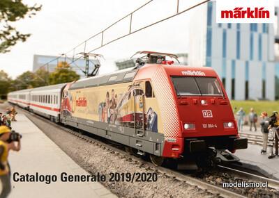 Märklin 15709 Märklin Catálogo 2019/2020 ES