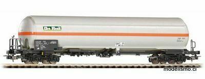 Piko H0 54669 Carro tanque de gas comprimido Zagns del On Rail en época VI