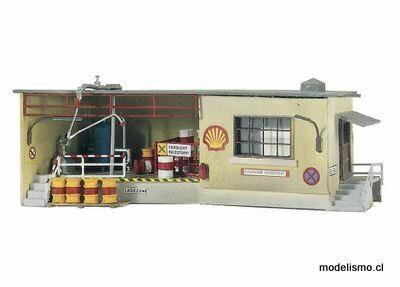 Piko H0 61106 Oficina de la estación de tanques