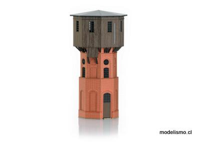 Märklin 72890 Kit de construcción de torre de agua Sternebeck