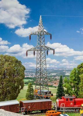 Faller 130898 2 torres de electricidad (110 kV)