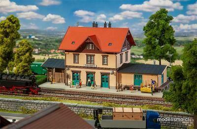 Faller 191742 Estación Ochsenhausen