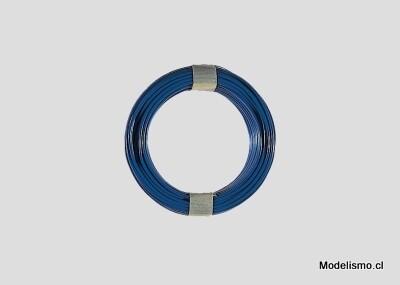 Märklin 7101 cables azul 10m 0,75 mm2
