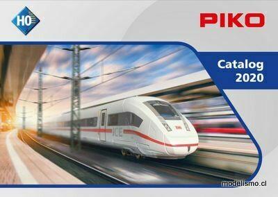 Piko 2020 H0 catálogo completo
