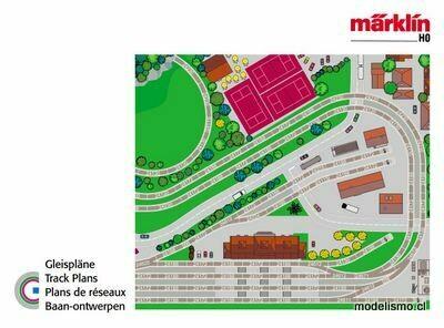 Folleto Via-C Track Plans y paquetes complementarios