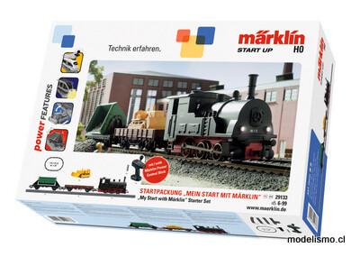 """Märklin 29133 Märklin Start up: caja de iniciación """"Mi comienzo con Märklin"""""""