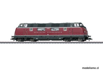 Reserva anticipada Märklin 37806 Locomotora diésel V 200.0