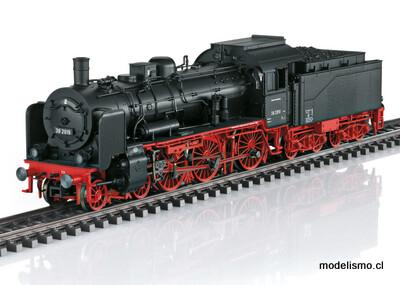Märklin 39380 Locomotora de vapor de la serie 38