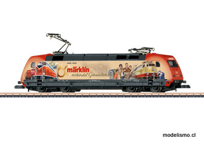 Märklin Z 88677 Locomotora eléctrica 101.064-4