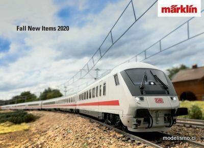 Märklin Nuevos artículos de otoño 2020