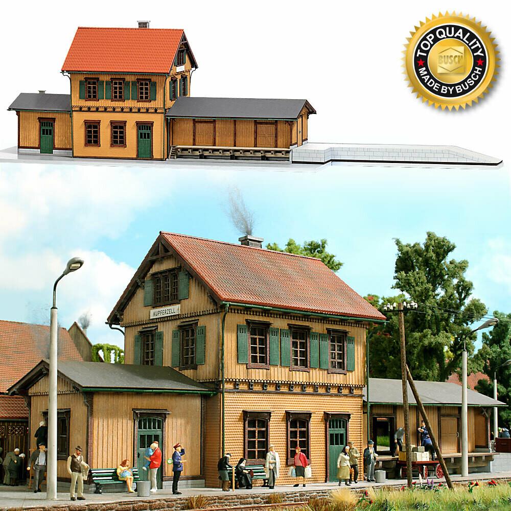 "reserva anticipada Busch H0 1468 estación ""Kupferzell"""