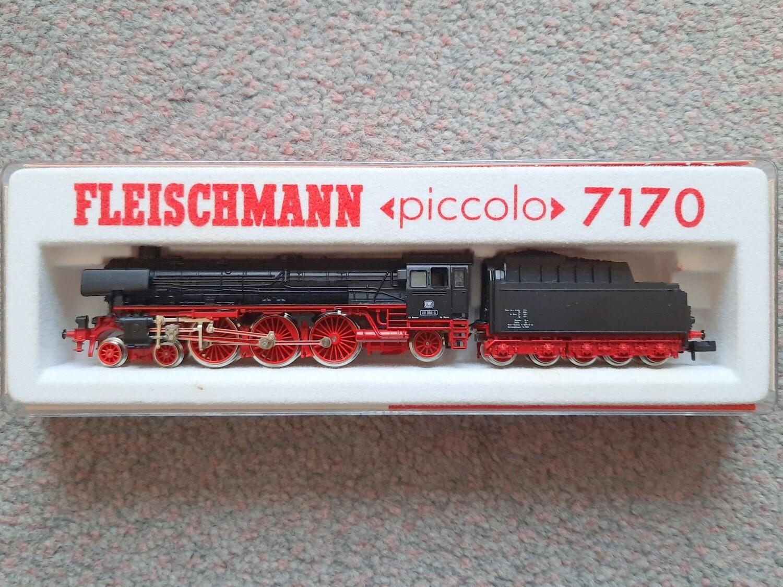 Fleischmann 7170 DB BR 01 usado