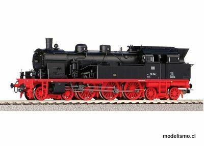 Reserva anticipada Piko H0 50600 Locomotora de vapor BR 78 DB III