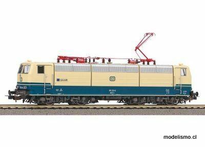 "Reserva anticipada Piko H0 51344 Locomotora eléctrica BR 181.2 DB IV ""Saar"""