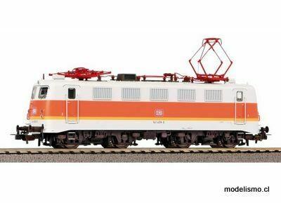 Piko H0 51526 Locomotora eléctrica BR 141 DB IV S-Bahn Nuremberg