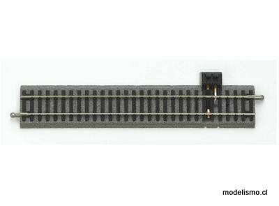 Piko H0 55406 Recto con ropa de cama, G 231 mm para clip de conexión