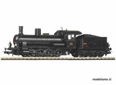 Piko H0 57561 Locomotora de vapor BR 413 / BR 55 (G7.1) CSD III
