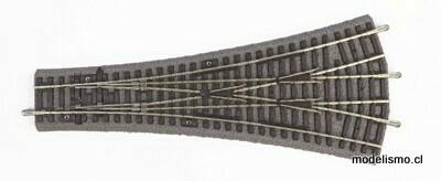 Piko H0 55425 Interruptor de 3 vías W3 con ropa de cama