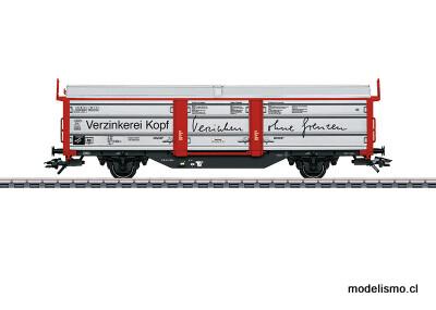 reserva anticipada Märklin H0 48120 Vagón de museo para 2020