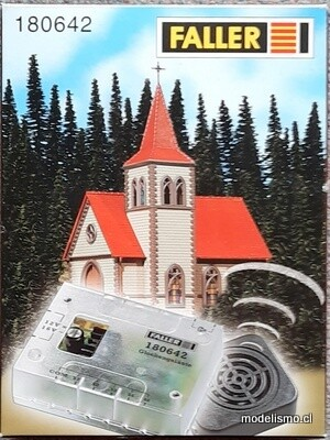 Faller 180642 Campanas de campana, electrónicas
