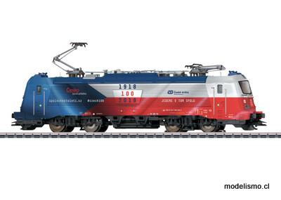 Märklin H0 36201 Locomotora eléctrica de la serie 380
