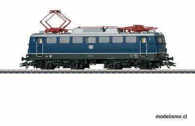 Märklin H0 37108 Locomotora eléctrica de la serie 110.1