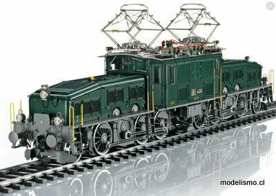 Reserva anticipada Märklin 1 55681 Locomotora eléctrica de la serie Ce 6/8 III (El reptil del San Gotardo)