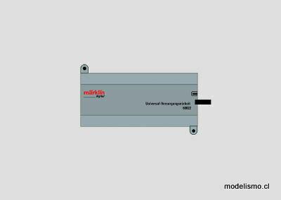 Reserva anticipada Märklin 60822 Módulo de alimentación universal k 83/m 83/m 84