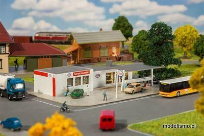 Faller N 232534 Gasolinera