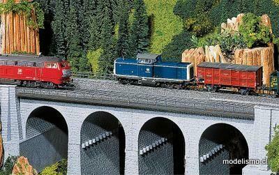 Faller H0 120477 Parte superior del viaducto