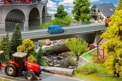 Faller H0 120499 Puente de carretera