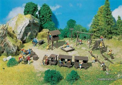 Faller 180577 Parque de aventuras