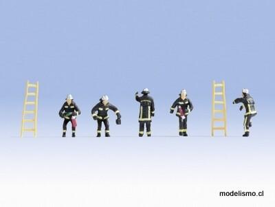Noch 15023 Cuerpo de bomberos Francia