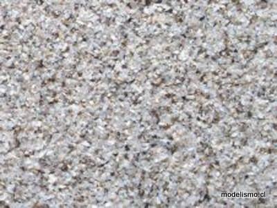 """Noch 09361 Lastre PROFI """"Piedra caliza"""", marrón beige, bolsa de 250 g, grano 0,5 - 1,0 mm"""
