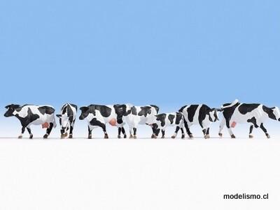 Noch 15725 Vacas, blanco y negro