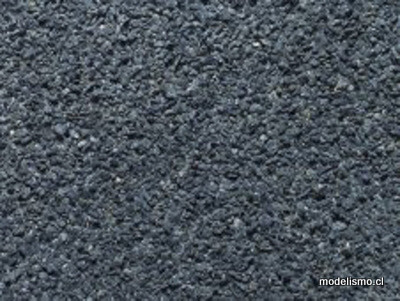 "Noch 09365 Lastre PROFI ""Roca basáltica"", gris oscuro, bolsa de 250 g, grano 0,5 - 1,0 mm"