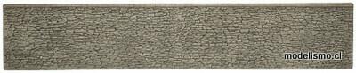 Noch 58065 pared, extra largo 66 x 12,5 centímetros