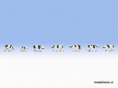 Noch 44250 Z Vacas, negro-blanco
