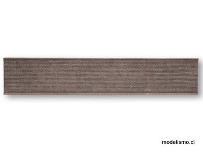 Reserva anticipada Noch 58272 pared, 33 x 12,5 centímetros