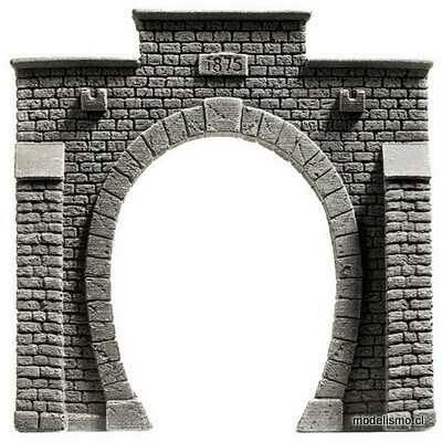 Noch 34851 N Portal del túnel, 7,9 x 7,6 centímetros