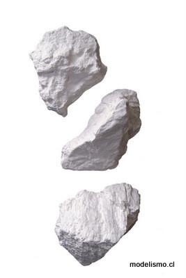 """NOCH 61232 Molde de roca """"Hochvogel"""", 3 rocas medianas, 150 ml"""