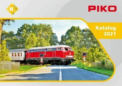 99691 Piko N 2021 catálogo - Aleman