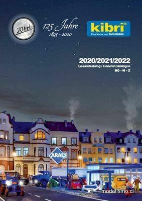 Kibri catálogo 2020 2021 2022